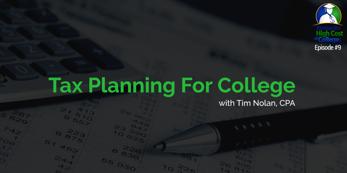 tax planning for college