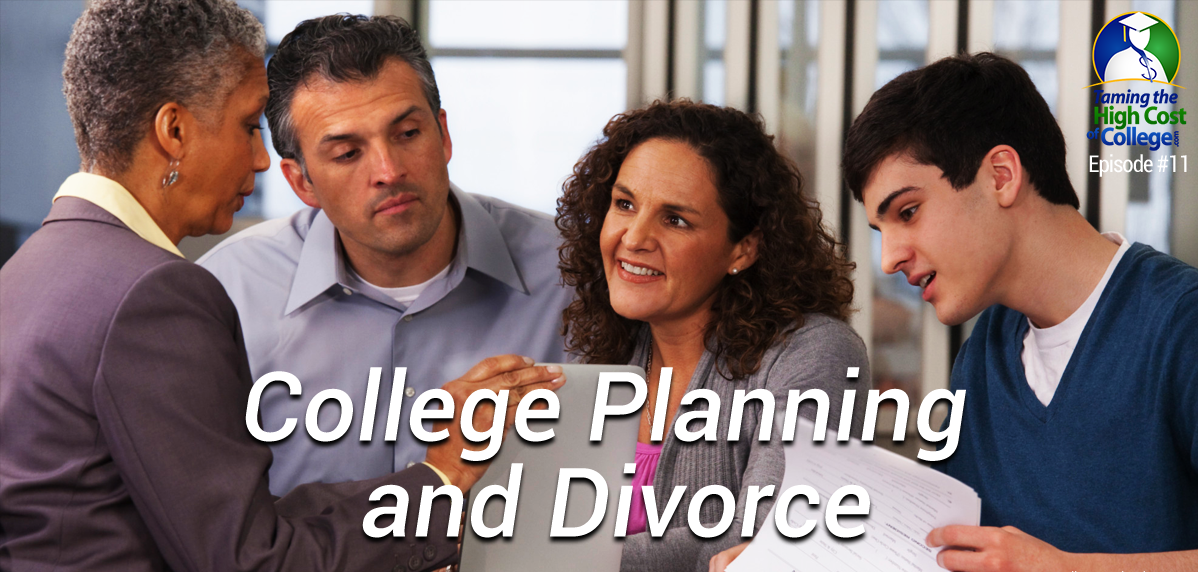 college planning and divorce