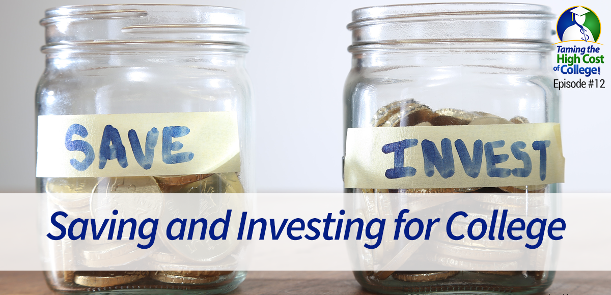 saving and investing for college