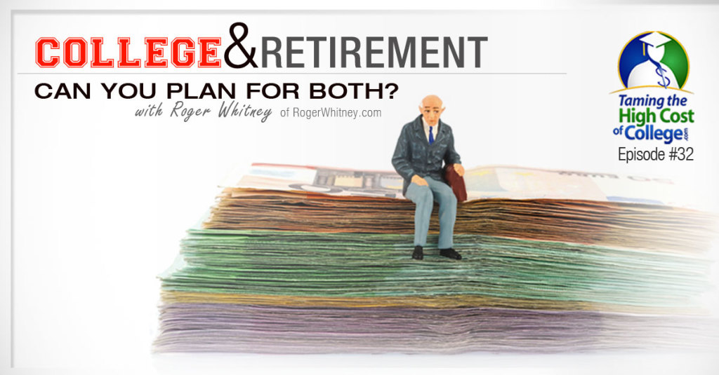 college and retirement