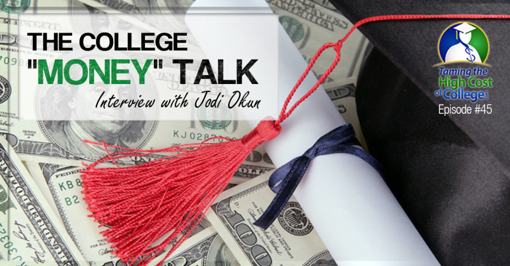 college money talk