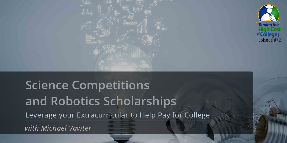 Science Competitions and Robotics Scholarships