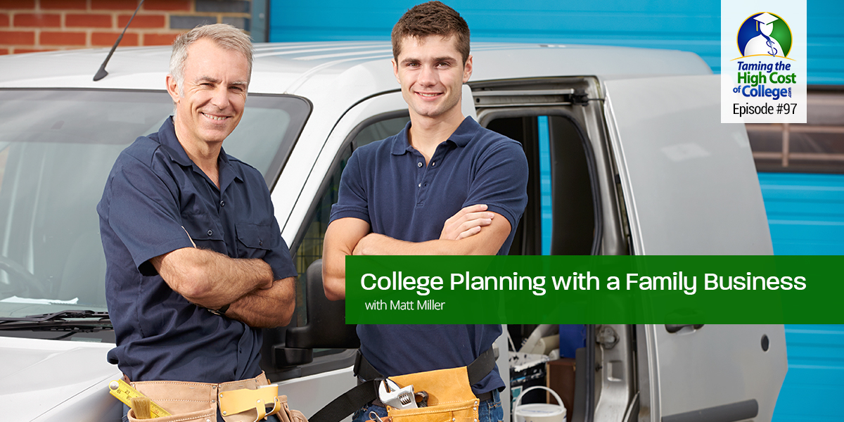 College Planning with a Family Business