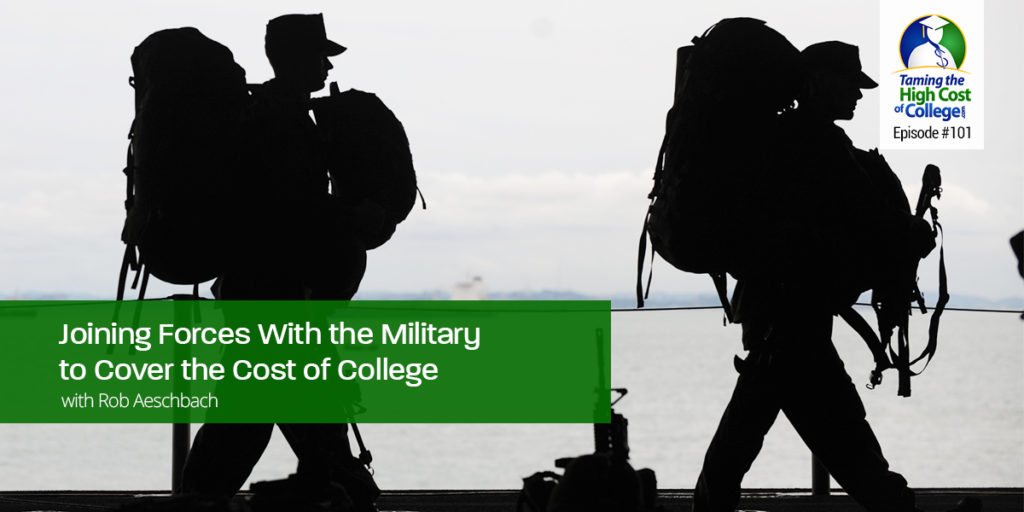 joining forces with military to cover the cost of college