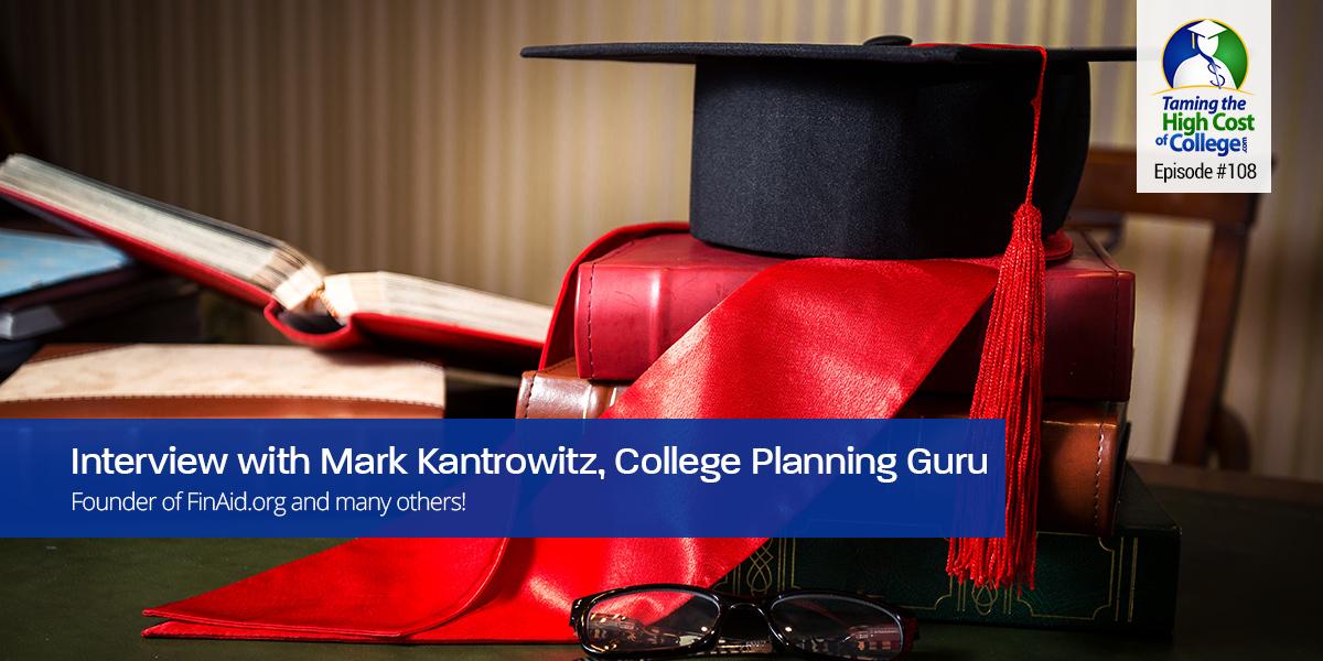 Interview with Mark Kantrowitz