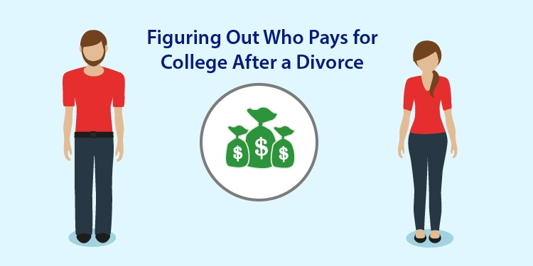 Figuring Out Who Pays For College After Divorce