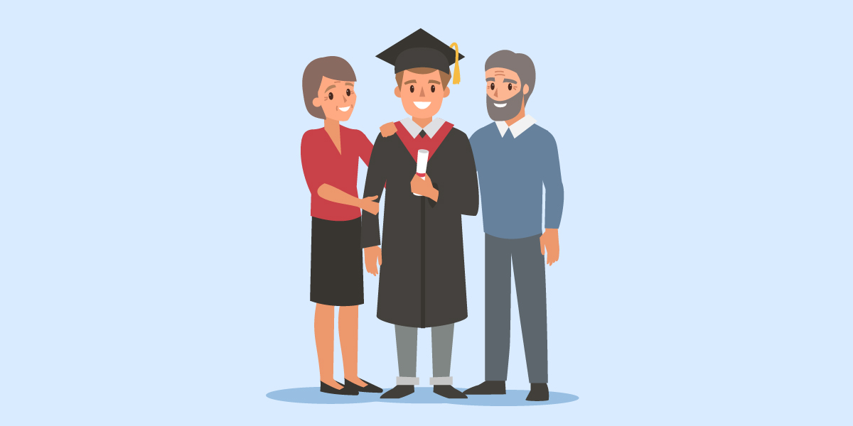 Parents and Graduate
