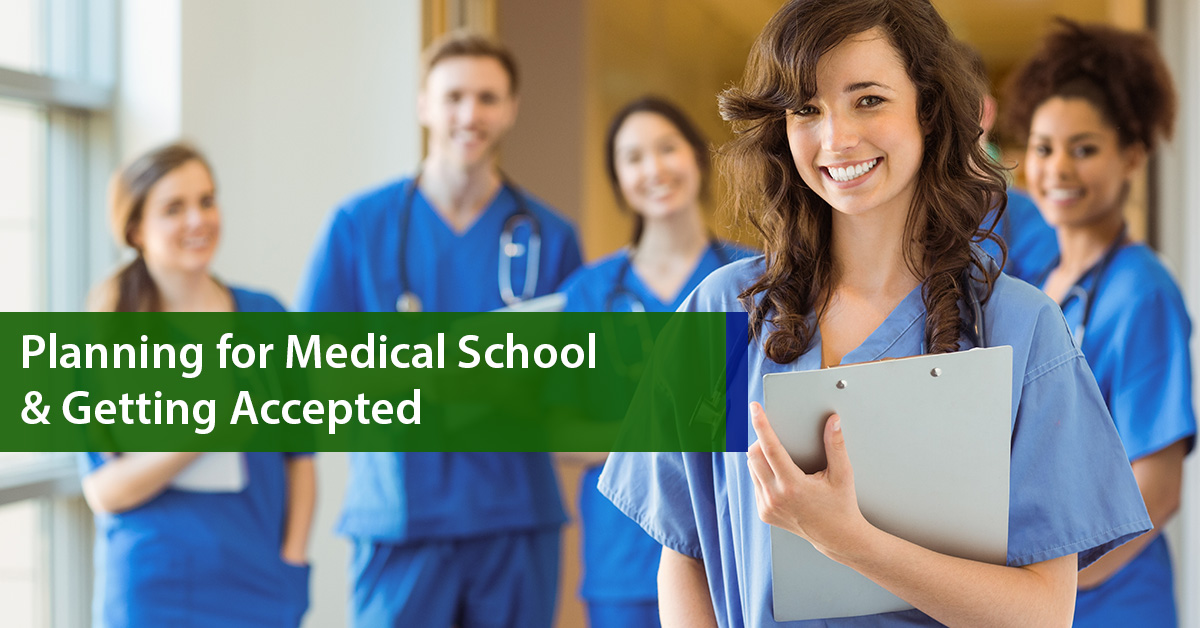 Planning for Medical School