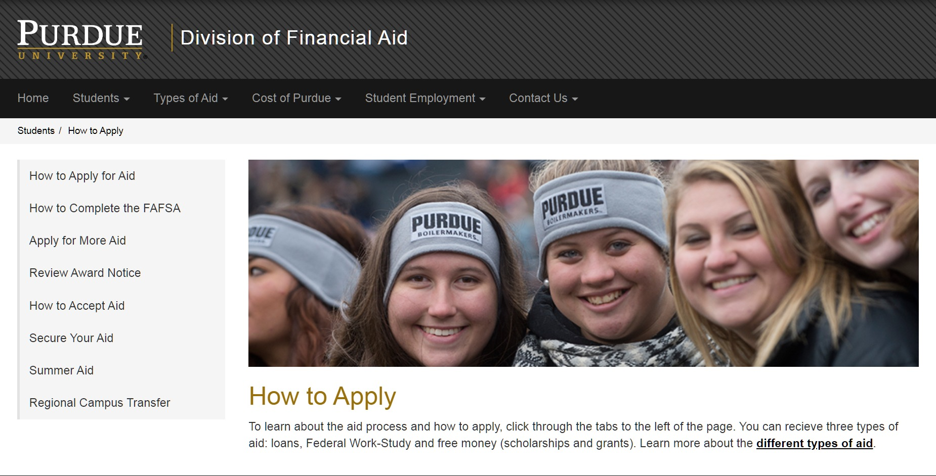 Purdue How To Apply